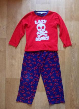 Пижама 6-7 лет, 116-122 см, tu