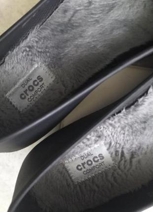 Балетки crocs3 фото
