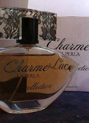 Charme la perla lace collection, женская туалетная вода