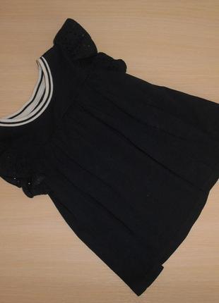 Нарядная блузка, блуза, туника next 2-3 года, 92-98 см, оригинал