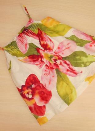 Нарядная блузка, блуза, майка туника gap, 3 года, 98 см, оригинал