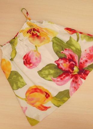 Нарядная блузка, блуза, майка туника gap, 3 года, 98 см, оригинал4 фото