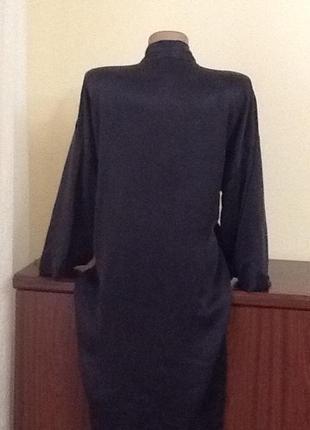 Халат из натурального шёлка3 фото