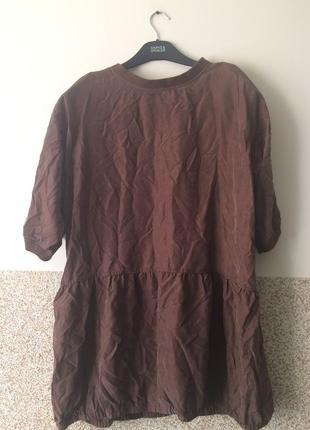 San  antonio  брендовая шелковая блуза ,туника