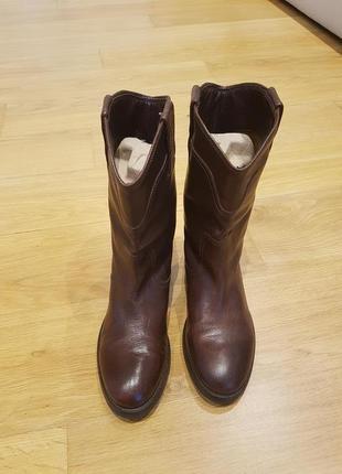 Massimo dutti ботинки