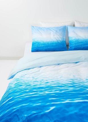 Комплект постельного белья hema из хлопка с фотопринтом