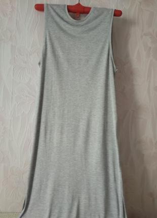 Базовое платье сарафан