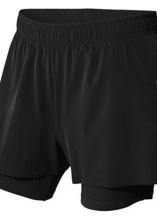 Классные женские спортивные шорты от crivit pro размер l 44-46 евро наш 50-52 размер
