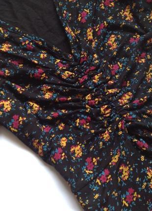 Платье миди в стиле винтаж5 фото