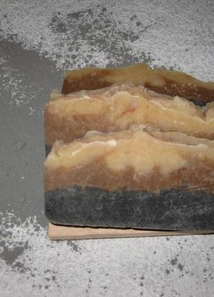 """Эко мыло """" три вида глины"""" питательное"""