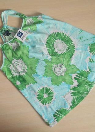 Майка блуза блузка gap 8-9 лет 130 см, оригинал