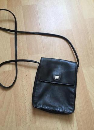 Кожаная сумка fula