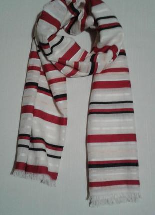 Шарф esprit накидка палантин тонкий +200 шарфов платков на странице6 фото