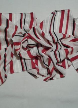 Шарф esprit накидка палантин тонкий +200 шарфов платков на странице2 фото