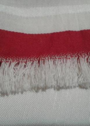 Шарф esprit накидка палантин тонкий +200 шарфов платков на странице7 фото