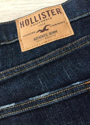 Мужские джинсы скинни 36х32 от hollister3 фото