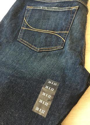Мужские джинсы скинни 36х32 от hollister5 фото