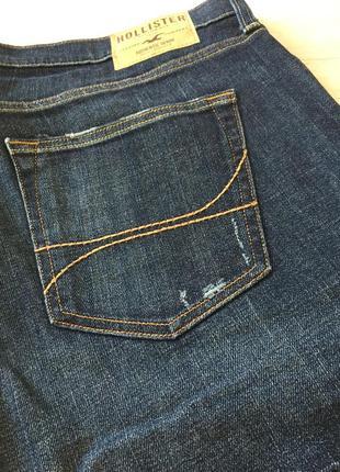 Мужские джинсы скинни 36х32 от hollister6 фото