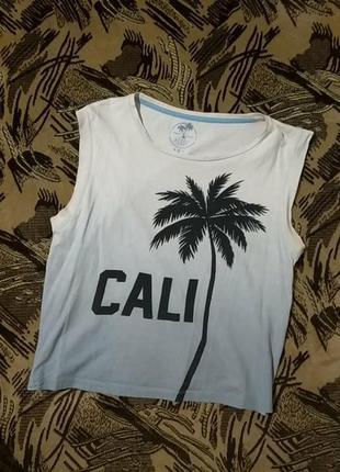 Крутая футболка cali от house