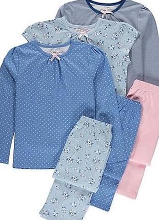 Пижама george на 9-10 и 10-11 лет