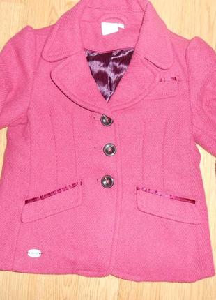 Пиджак на девочку 2-3 года