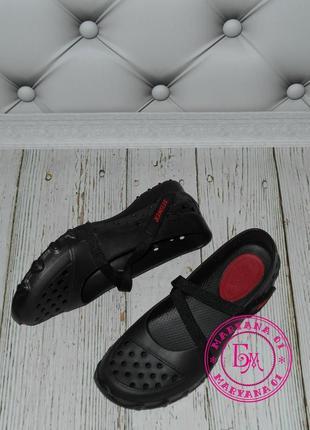 Черные кроксы, аквашузы steiner