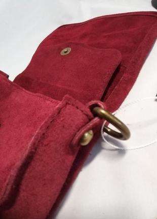 Женская кожаная сумка carla berry 69/182 фото