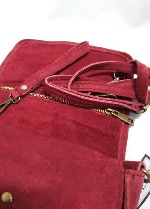 Женская кожаная сумка carla berry 69/184 фото