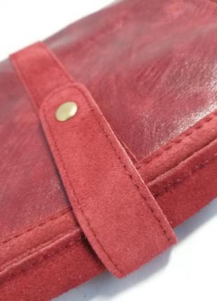Женская кожаная сумка carla berry 69/189 фото