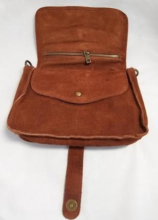 Женская кожаная сумка carla berry 69/185 фото