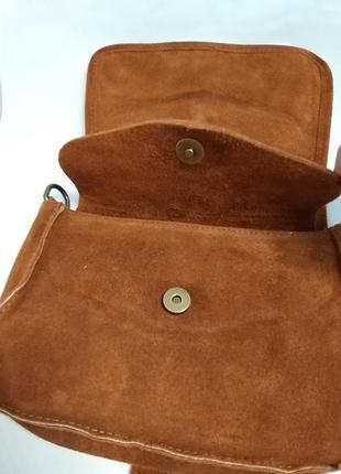 Женская кожаная сумка carla berry 69/186 фото