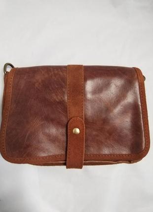 Женская кожаная сумка carla berry 69/187 фото