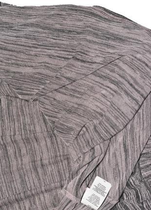 Юбка серая монохромная topshop4 фото