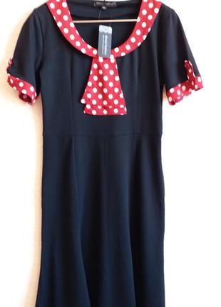 Платье в винтажном стиле oxiuli fashion