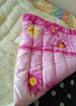 Одеяло шерстяное, ковдра вовняна