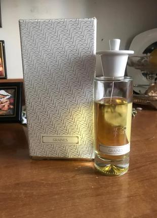 Нишевый парфюм, духи graines pour toujours оригинал ниша