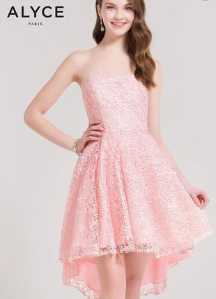 Выпускное платье alyce paris