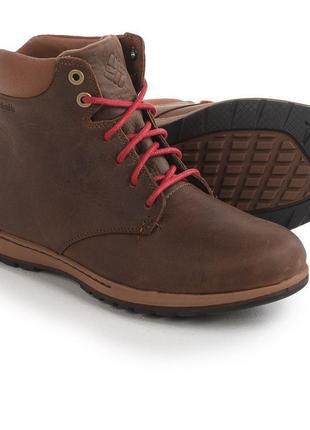 Демисезонные ботинки columbia sportswear. оригинал. размер usa 9