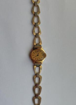 Часы заря (zaria). au. 17 камней