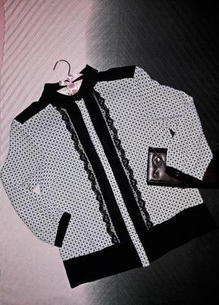 Стильная прямая рубашка, блуза.вискоза warehouse