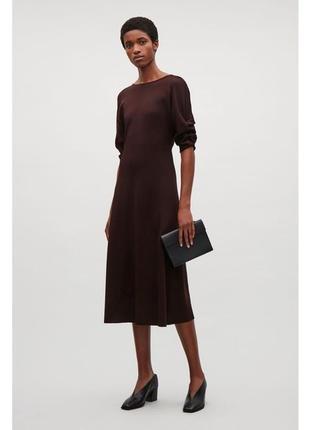 Платье с открытой спиной cos 581072001