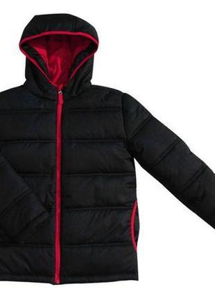 Новая демисезонная теплая куртка faded glory на 4- 5 лет из сша
