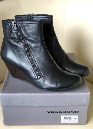 Ботинки vagabond 40й рр1 фото