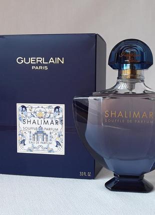 Лимитированный выпуск shalimar souffle de parfum