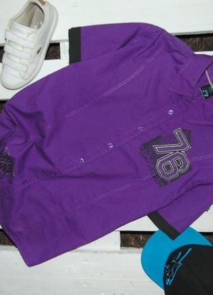 Рубашка docnose ріст 158-164