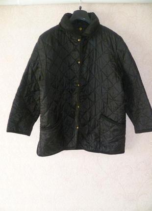 Куртка демисезонная, жіноча демисезонна куртка 48 (56)