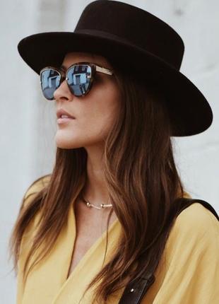 Фирменные модные солнцезащитные очки henri bendel