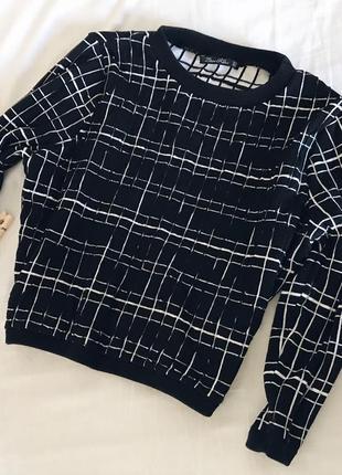 Класнюча кофтина від zara knit