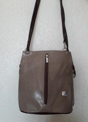 Сумка - рюкзак  leaf bags italy2 фото