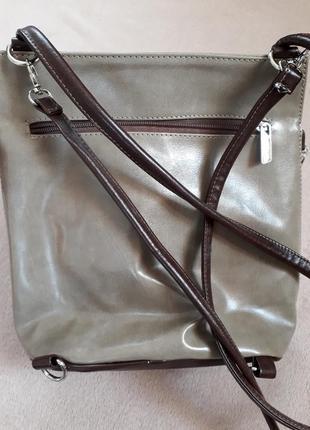Сумка - рюкзак  leaf bags italy3 фото